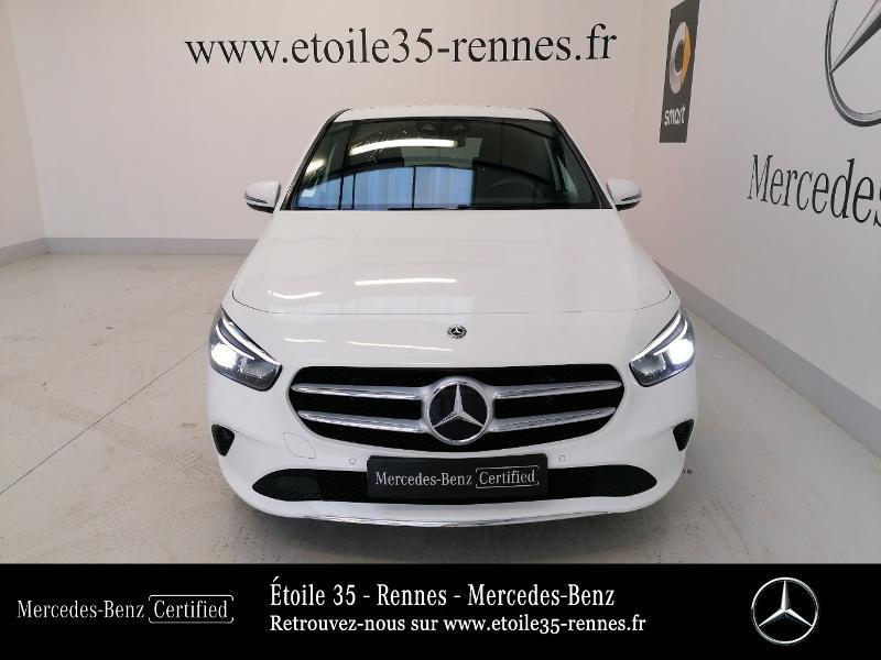 Photo 5 de l'offre de MERCEDES-BENZ Classe B 180d 116ch Style Line Edition 7G-DCT à 27890€ chez Etoile 35 - Mercedes-Benz Rennes