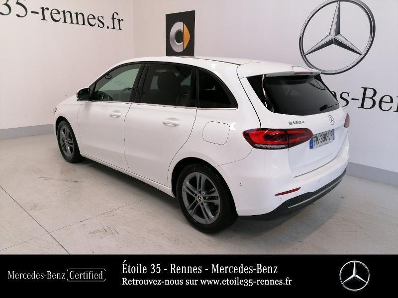 Photo 3 de l'offre de MERCEDES-BENZ Classe B 180d 116ch Style Line Edition 7G-DCT à 27890€ chez Etoile 35 - Mercedes-Benz Rennes