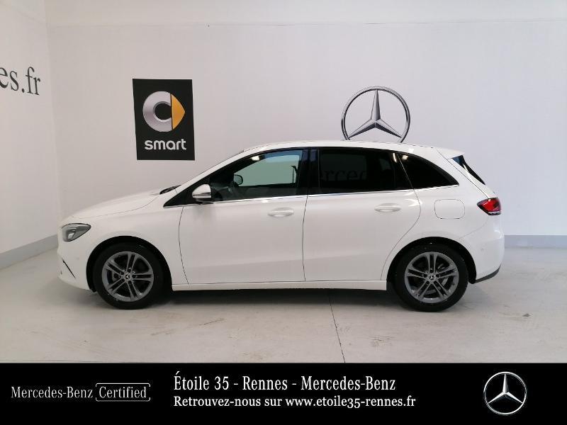 Photo 2 de l'offre de MERCEDES-BENZ Classe B 180d 116ch Style Line Edition 7G-DCT à 27890€ chez Etoile 35 - Mercedes-Benz Rennes