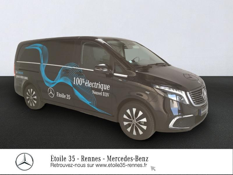 Mercedes-Benz Eqv 300 LONG AVANTGARDE Electrique Noir Obsidienne Occasion à vendre