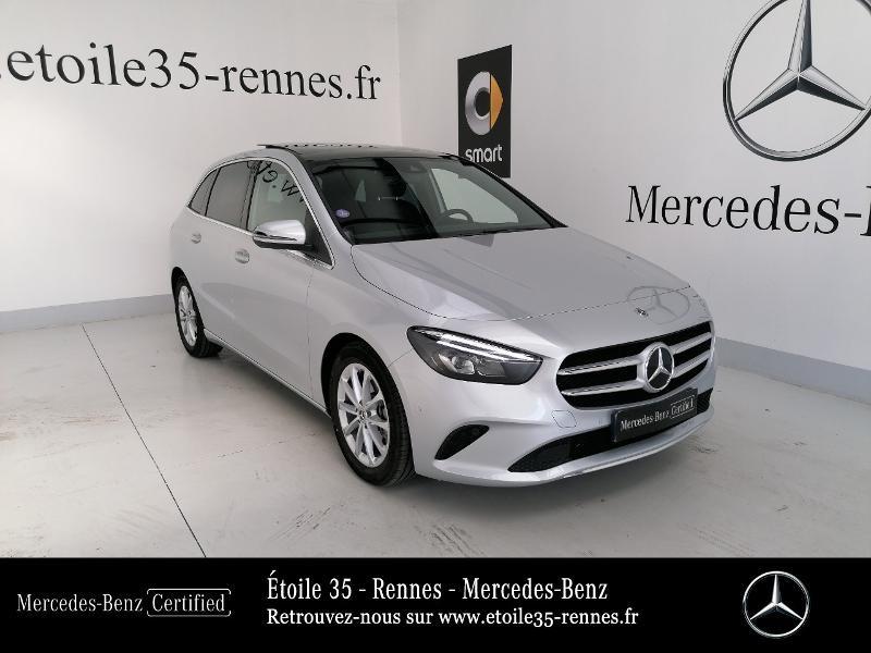 Mercedes-Benz Classe B 180 136ch Progressive Line Edition 7G-DCT 7cv Essence Argent Iridium Occasion à vendre
