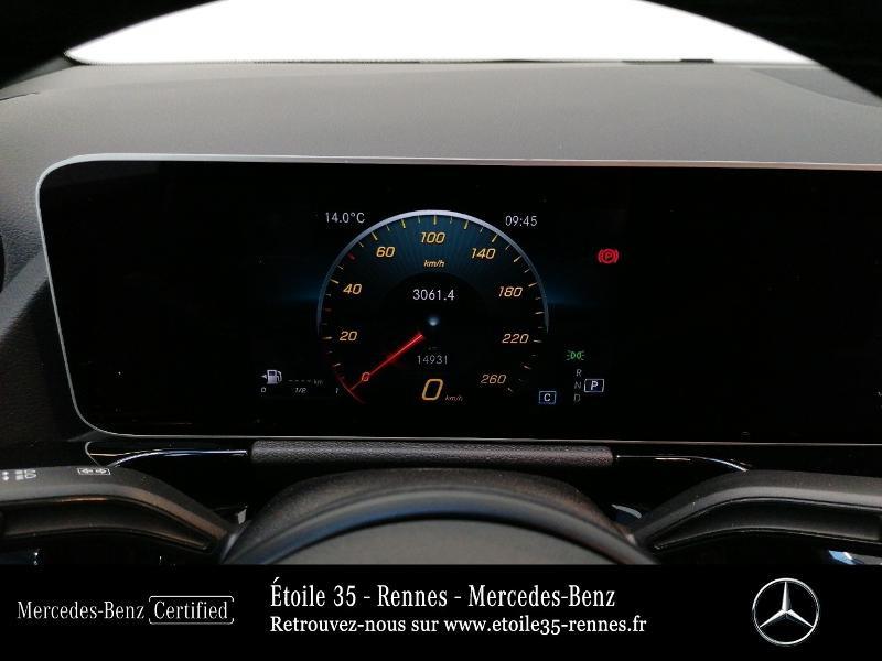 Photo 9 de l'offre de MERCEDES-BENZ Classe B 180d 116ch Style Line Edition 7G-DCT à 27890€ chez Etoile 35 - Mercedes-Benz Rennes
