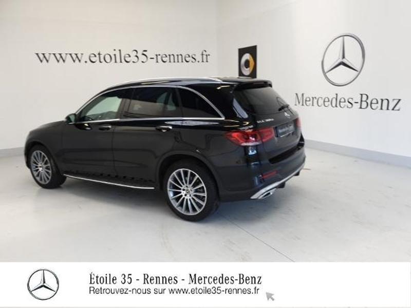 Photo 3 de l'offre de MERCEDES-BENZ GLC 300 d 245ch AMG Line 4Matic 9G-Tronic à 72900€ chez Etoile 35 - Mercedes-Benz Rennes