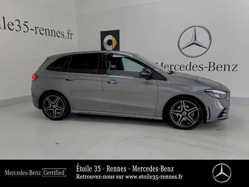 Photo 2 de l'offre de MERCEDES-BENZ Classe B 180d 116ch AMG Line Edition à 32890€ chez Etoile 35 - Mercedes-Benz Rennes
