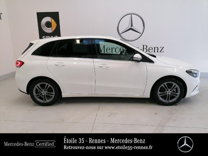 Photo 4 de l'offre de MERCEDES-BENZ Classe B 180d 116ch Style Line Edition 7G-DCT à 27890€ chez Etoile 35 - Mercedes-Benz Rennes