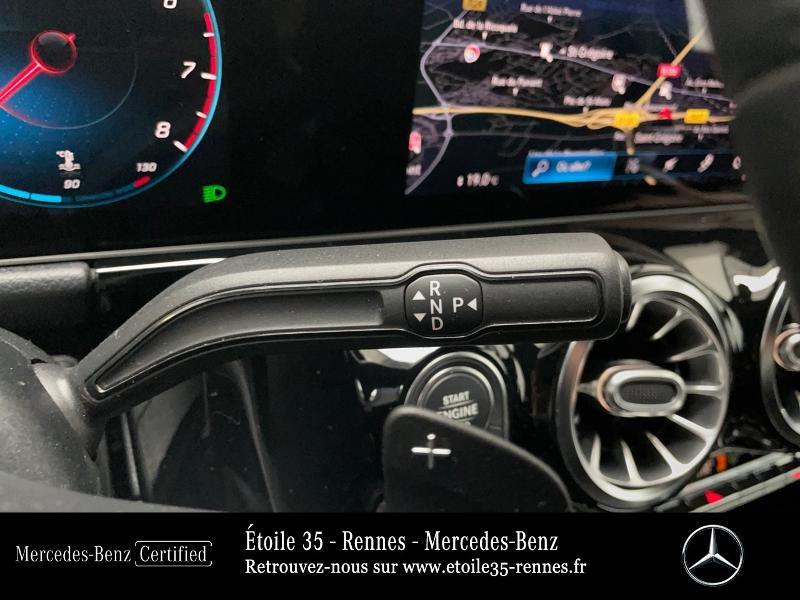 Photo 10 de l'offre de MERCEDES-BENZ Classe B 180 136ch Progressive Line 7G-DCT à 30890€ chez Etoile 35 - Mercedes-Benz Rennes