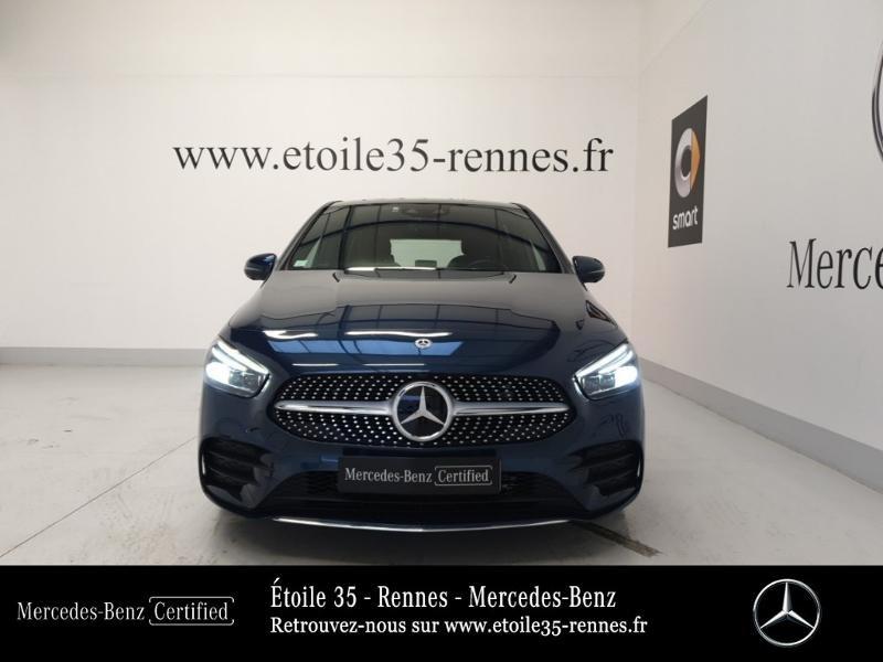 Photo 5 de l'offre de MERCEDES-BENZ Classe B 200d 150ch AMG Line 8G-DCT à 36890€ chez Etoile 35 - Mercedes-Benz Rennes