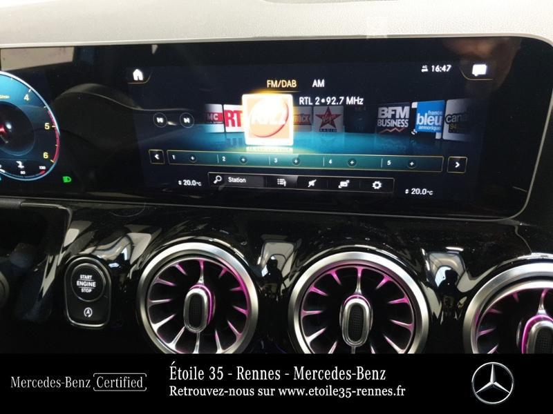 Photo 8 de l'offre de MERCEDES-BENZ Classe B 200d 150ch AMG Line 8G-DCT à 36890€ chez Etoile 35 - Mercedes-Benz Rennes