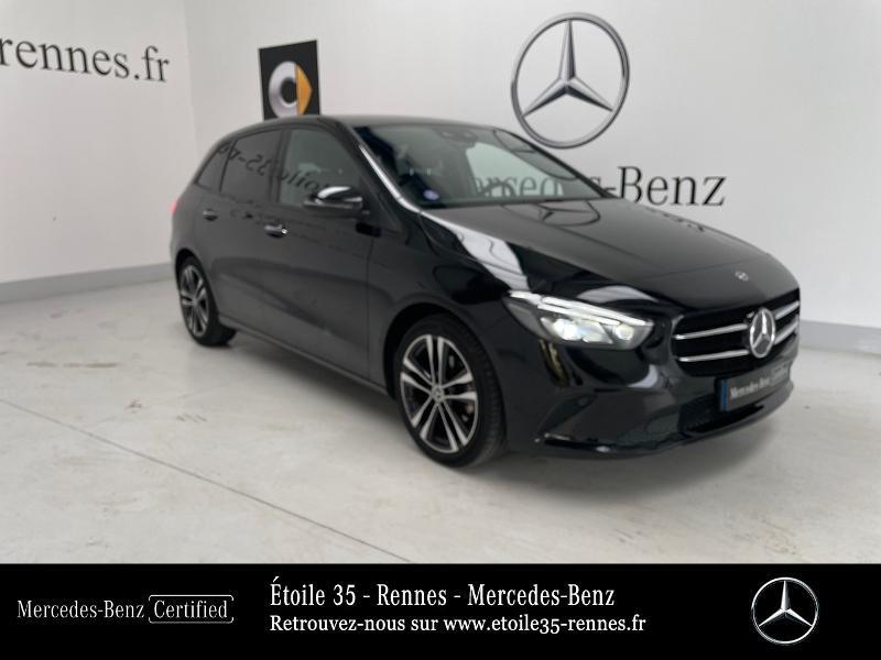 Photo 1 de l'offre de MERCEDES-BENZ Classe B 180 136ch Progressive Line 7G-DCT à 30890€ chez Etoile 35 - Mercedes-Benz Rennes