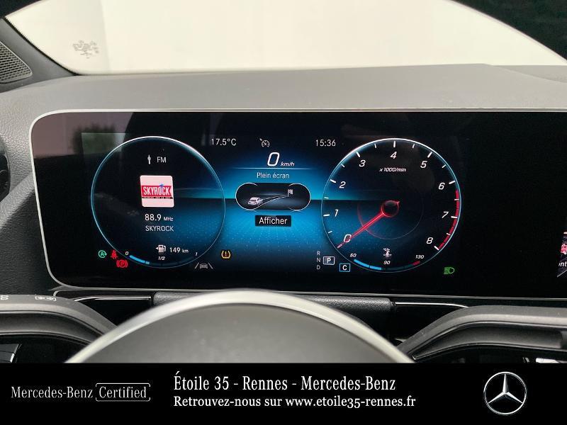 Photo 9 de l'offre de MERCEDES-BENZ Classe B 180 136ch Progressive Line 7G-DCT à 30890€ chez Etoile 35 - Mercedes-Benz Rennes