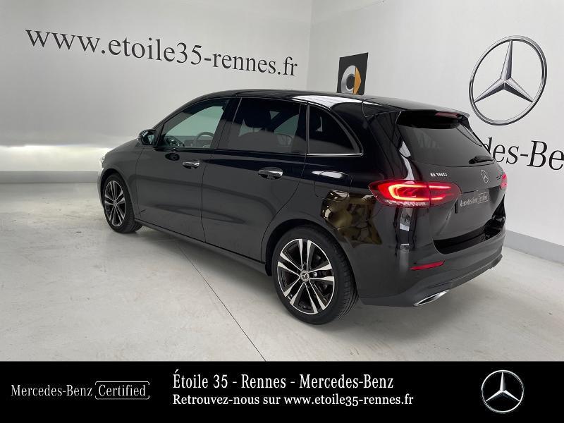 Photo 3 de l'offre de MERCEDES-BENZ Classe B 180 136ch Progressive Line 7G-DCT à 30890€ chez Etoile 35 - Mercedes-Benz Rennes