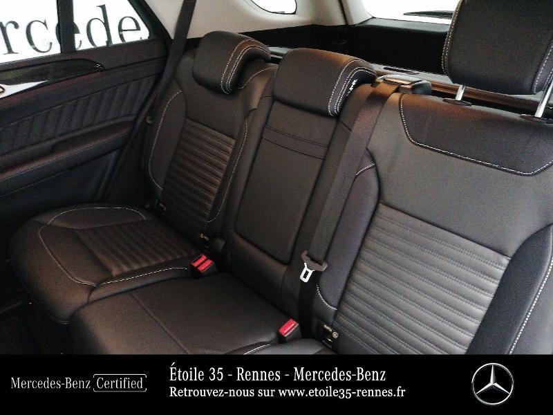Photo 11 de l'offre de MERCEDES-BENZ GLE 250 d 204ch Fascination 4Matic 9G-Tronic à 46490€ chez Etoile 35 - Mercedes-Benz Rennes