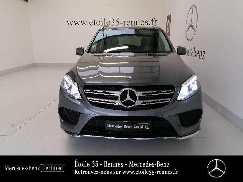 Photo 5 de l'offre de MERCEDES-BENZ GLE 250 d 204ch Fascination 4Matic 9G-Tronic à 46490€ chez Etoile 35 - Mercedes-Benz Rennes