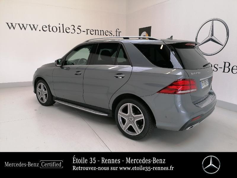 Photo 3 de l'offre de MERCEDES-BENZ GLE 250 d 204ch Fascination 4Matic 9G-Tronic à 46490€ chez Etoile 35 - Mercedes-Benz Rennes
