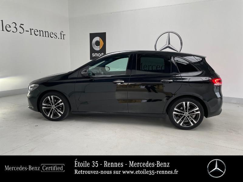 Photo 2 de l'offre de MERCEDES-BENZ Classe B 180 136ch Progressive Line 7G-DCT à 30890€ chez Etoile 35 - Mercedes-Benz Rennes