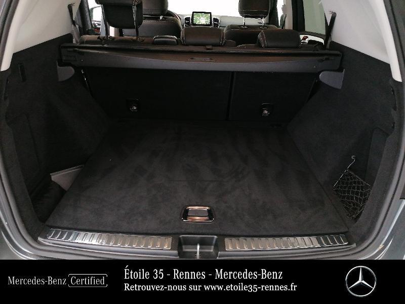 Photo 12 de l'offre de MERCEDES-BENZ GLE 250 d 204ch Fascination 4Matic 9G-Tronic à 46490€ chez Etoile 35 - Mercedes-Benz Rennes