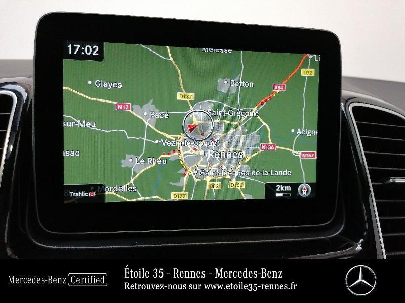 Photo 8 de l'offre de MERCEDES-BENZ GLE 250 d 204ch Fascination 4Matic 9G-Tronic à 46490€ chez Etoile 35 - Mercedes-Benz Rennes