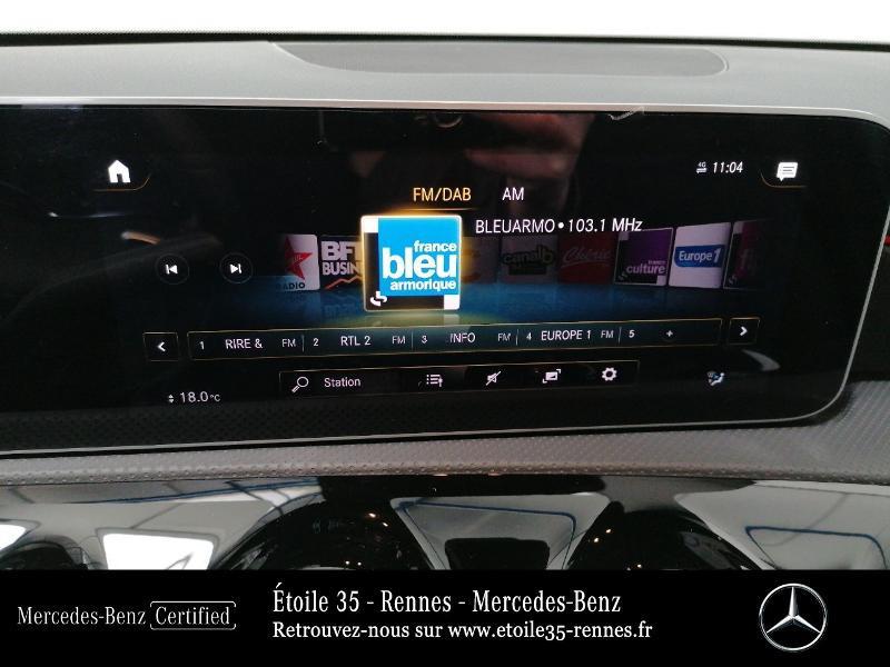 Photo 8 de l'offre de MERCEDES-BENZ Classe A 180 d 116ch AMG Line 7G-DCT à 32890€ chez Etoile 35 - Mercedes-Benz Rennes