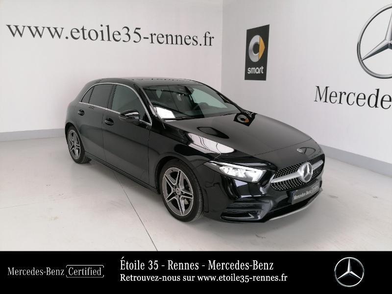 Photo 1 de l'offre de MERCEDES-BENZ Classe A 180 d 116ch AMG Line 7G-DCT à 32890€ chez Etoile 35 - Mercedes-Benz Rennes