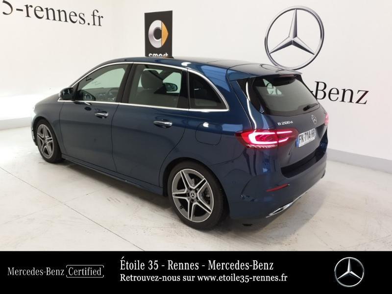 Photo 3 de l'offre de MERCEDES-BENZ Classe B 200d 150ch AMG Line 8G-DCT à 36890€ chez Etoile 35 - Mercedes-Benz Rennes