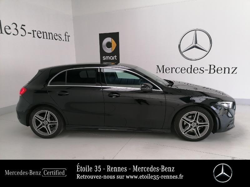 Photo 4 de l'offre de MERCEDES-BENZ Classe A 180 d 116ch AMG Line 7G-DCT à 32890€ chez Etoile 35 - Mercedes-Benz Rennes