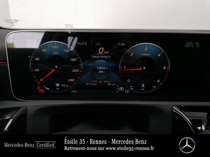 Photo 9 de l'offre de MERCEDES-BENZ Classe A 180 d 116ch AMG Line 7G-DCT à 32890€ chez Etoile 35 - Mercedes-Benz Rennes