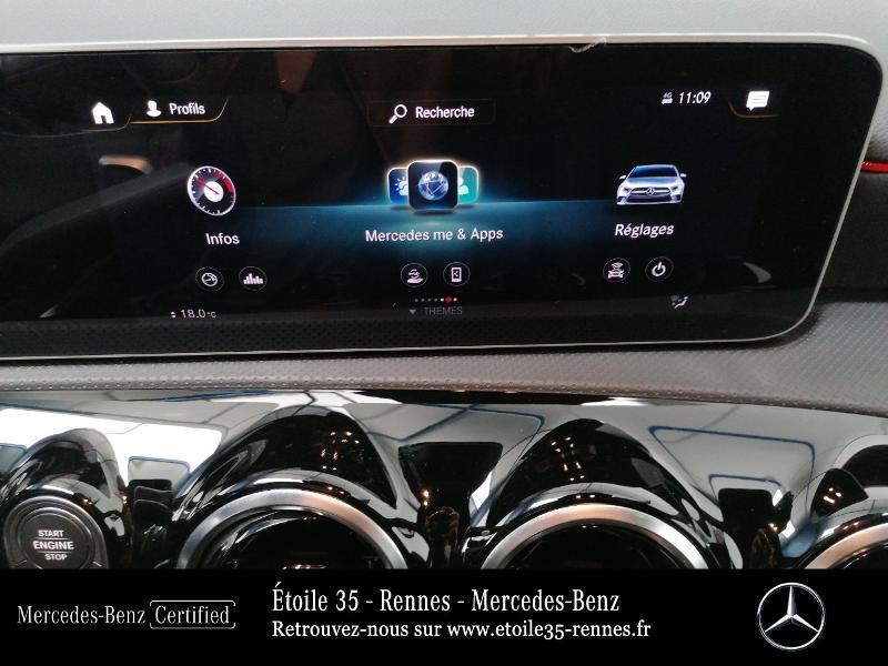 Photo 20 de l'offre de MERCEDES-BENZ Classe A 180 d 116ch AMG Line 7G-DCT à 32890€ chez Etoile 35 - Mercedes-Benz Rennes