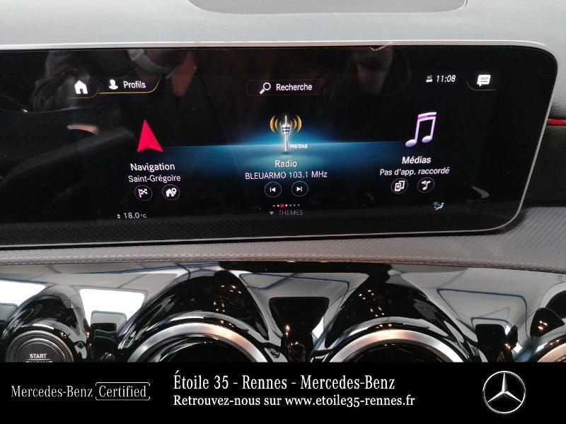 Photo 19 de l'offre de MERCEDES-BENZ Classe A 180 d 116ch AMG Line 7G-DCT à 32890€ chez Etoile 35 - Mercedes-Benz Rennes