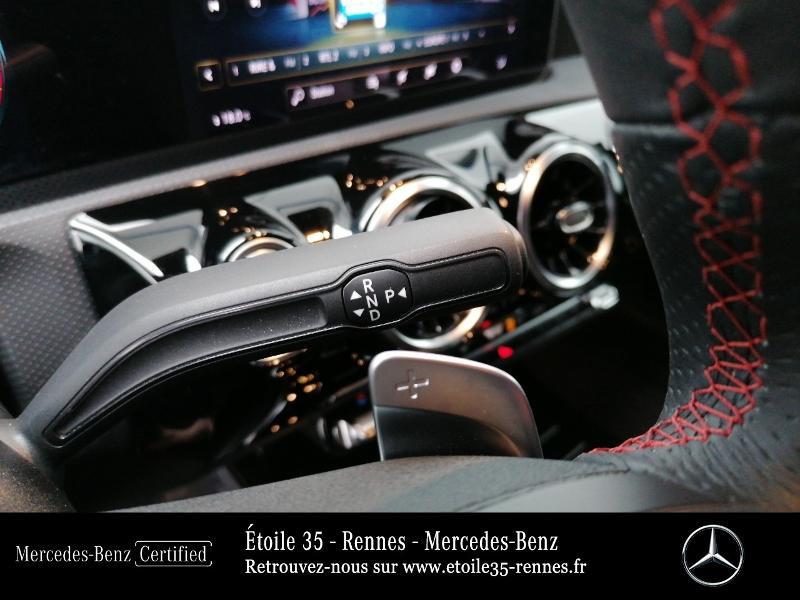 Photo 10 de l'offre de MERCEDES-BENZ Classe A 180 d 116ch AMG Line 7G-DCT à 32890€ chez Etoile 35 - Mercedes-Benz Rennes