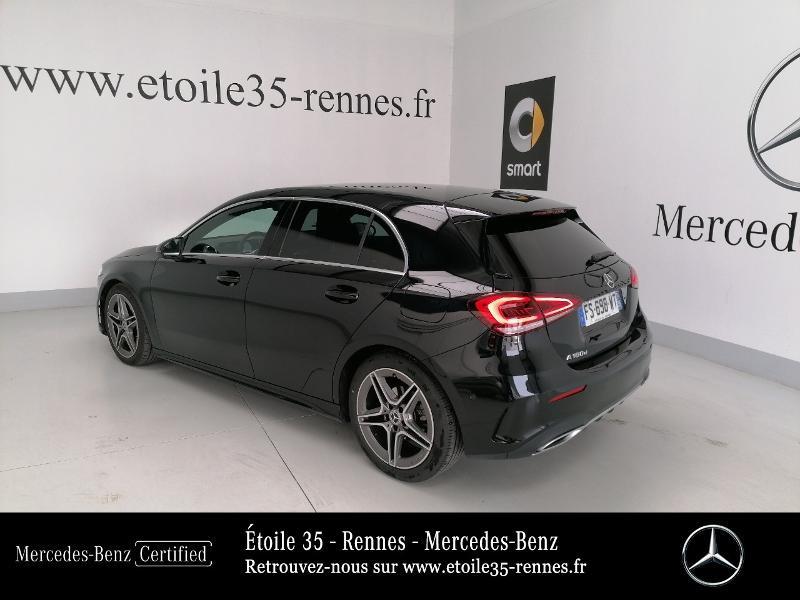 Photo 3 de l'offre de MERCEDES-BENZ Classe A 180 d 116ch AMG Line 7G-DCT à 32890€ chez Etoile 35 - Mercedes-Benz Rennes