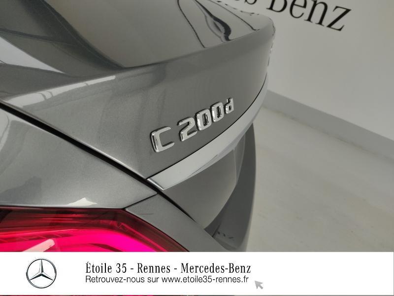 Photo 16 de l'offre de MERCEDES-BENZ Classe C 200 d 150ch Avantgarde Line 9G-Tronic à 40990€ chez Etoile 35 - Mercedes-Benz Rennes