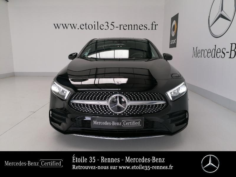 Photo 5 de l'offre de MERCEDES-BENZ Classe A 180 d 116ch AMG Line 7G-DCT à 32890€ chez Etoile 35 - Mercedes-Benz Rennes