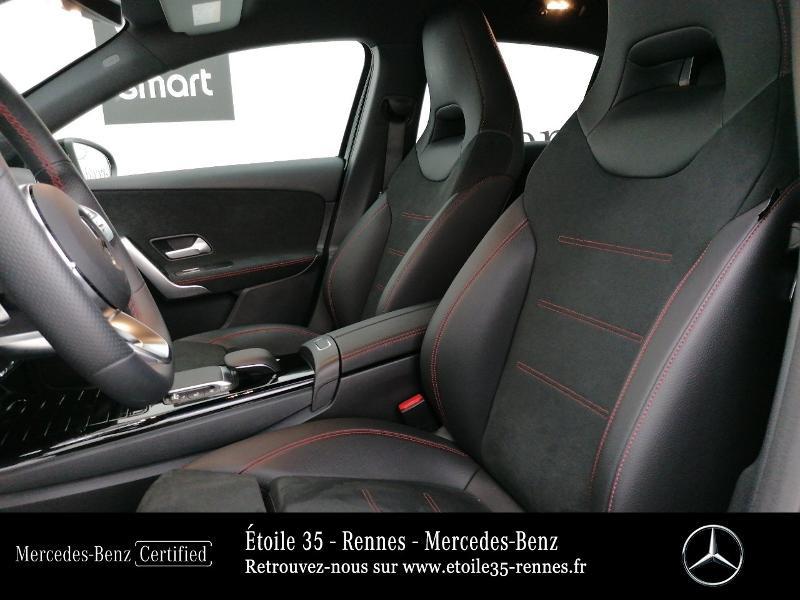 Photo 18 de l'offre de MERCEDES-BENZ Classe A 180 d 116ch AMG Line 7G-DCT à 32890€ chez Etoile 35 - Mercedes-Benz Rennes