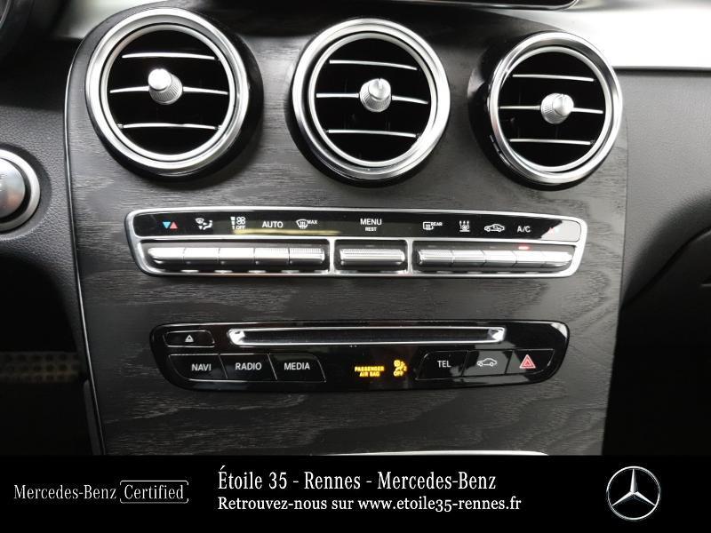 Photo 21 de l'offre de MERCEDES-BENZ GLC 350 e 211+116ch Fascination 4Matic 7G-Tronic plus à 45890€ chez Etoile 35 - Mercedes-Benz Rennes