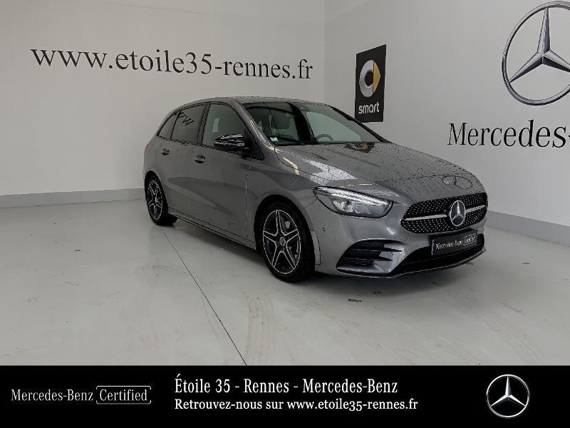 Photo 1 de l'offre de MERCEDES-BENZ Classe B 180d 116ch AMG Line Edition à 32890€ chez Etoile 35 - Mercedes-Benz Rennes