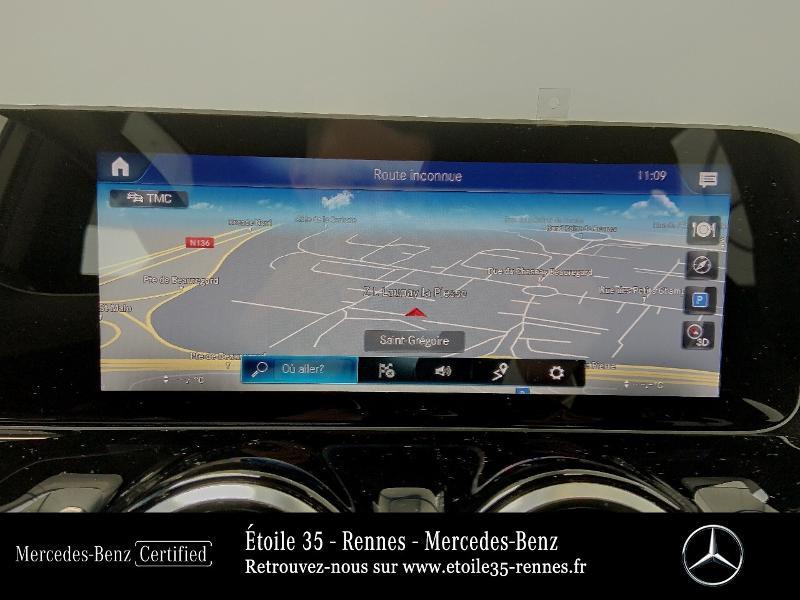 Photo 8 de l'offre de MERCEDES-BENZ Classe B 180d 116ch AMG Line Edition à 32890€ chez Etoile 35 - Mercedes-Benz Rennes