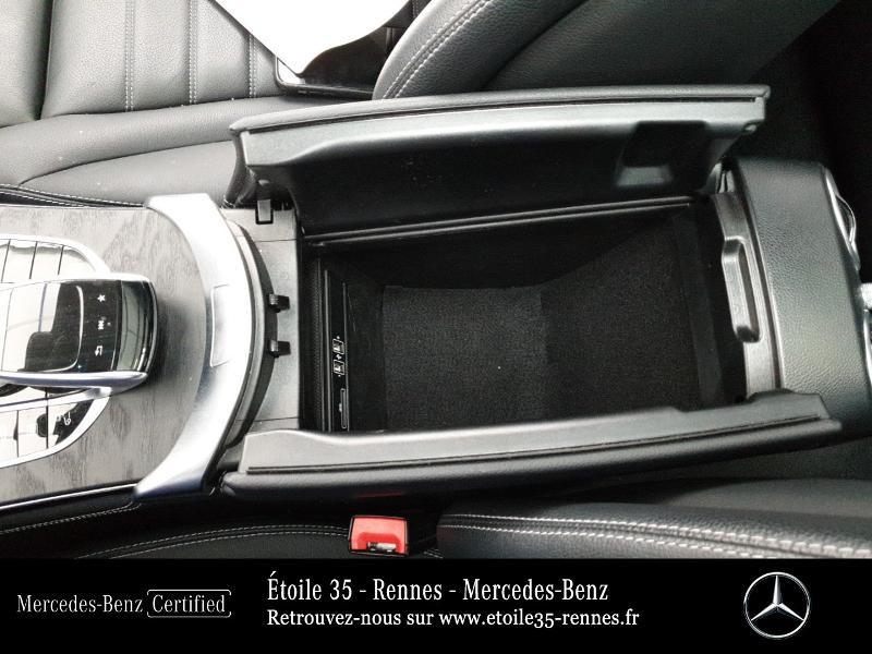 Photo 23 de l'offre de MERCEDES-BENZ GLC 350 e 211+116ch Fascination 4Matic 7G-Tronic plus à 45890€ chez Etoile 35 - Mercedes-Benz Rennes