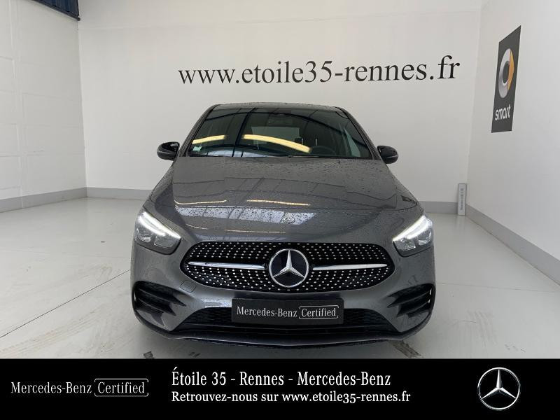 Photo 5 de l'offre de MERCEDES-BENZ Classe B 180d 116ch AMG Line Edition à 32890€ chez Etoile 35 - Mercedes-Benz Rennes