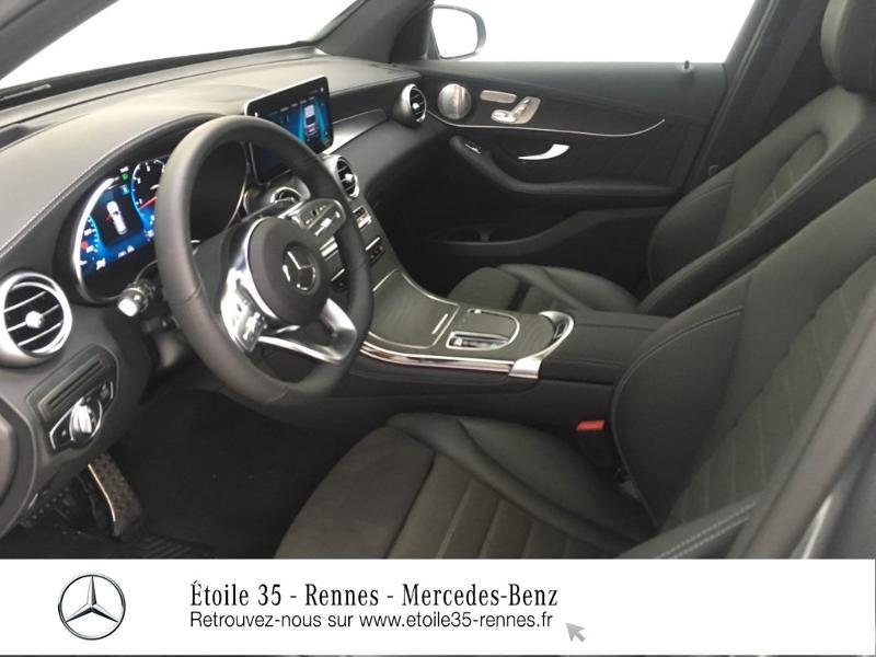 Photo 4 de l'offre de MERCEDES-BENZ GLC 300 d 245ch AMG Line 4Matic 9G-Tronic à 72900€ chez Etoile 35 - Mercedes-Benz Rennes
