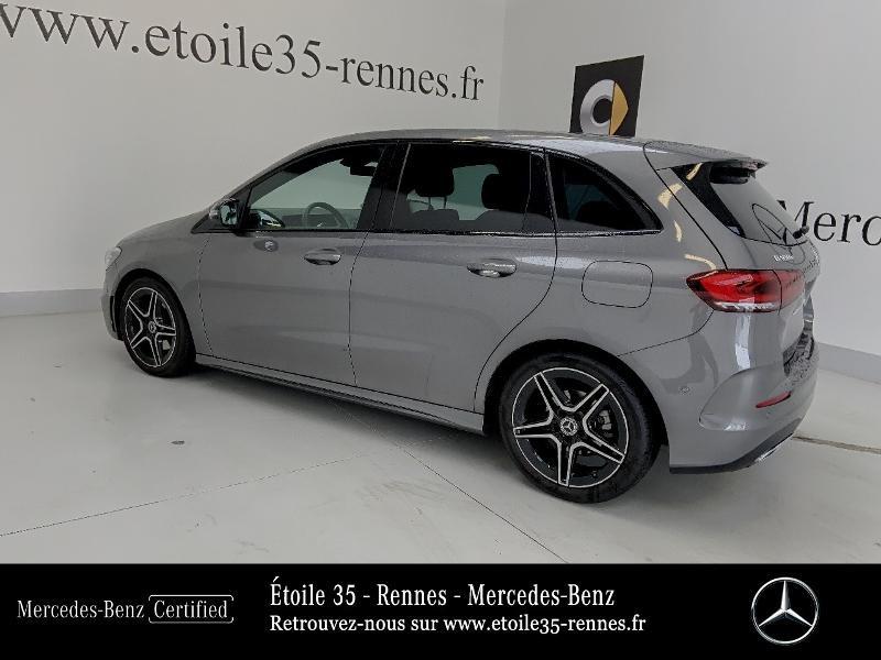 Photo 3 de l'offre de MERCEDES-BENZ Classe B 180d 116ch AMG Line Edition à 32890€ chez Etoile 35 - Mercedes-Benz Rennes