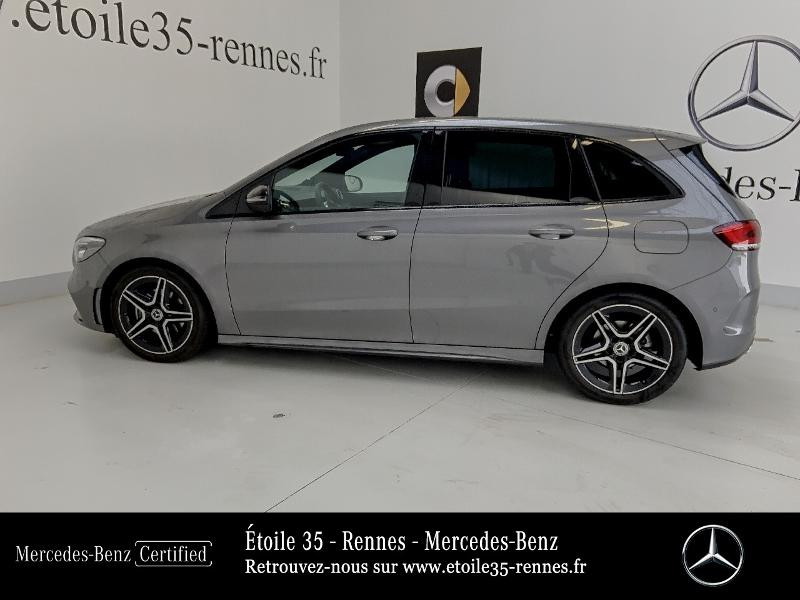 Photo 4 de l'offre de MERCEDES-BENZ Classe B 180d 116ch AMG Line Edition à 32890€ chez Etoile 35 - Mercedes-Benz Rennes