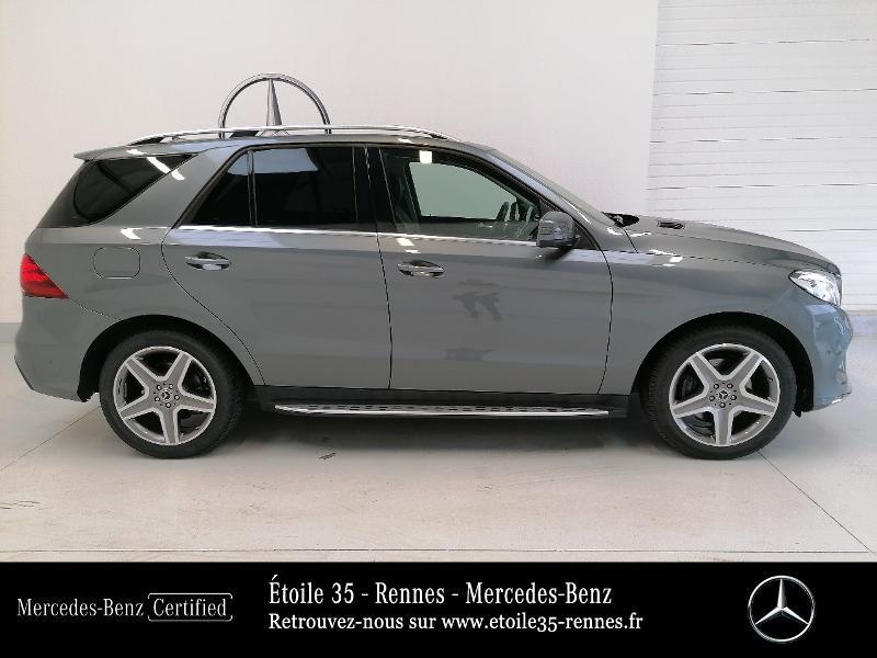 Photo 4 de l'offre de MERCEDES-BENZ GLE 250 d 204ch Fascination 4Matic 9G-Tronic à 46490€ chez Etoile 35 - Mercedes-Benz Rennes