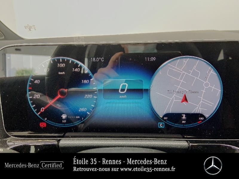 Photo 9 de l'offre de MERCEDES-BENZ Classe B 180d 116ch AMG Line Edition à 32890€ chez Etoile 35 - Mercedes-Benz Rennes