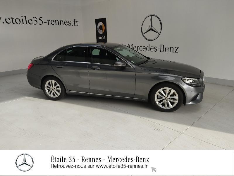 Photo 2 de l'offre de MERCEDES-BENZ Classe C 200 d 150ch Avantgarde Line 9G-Tronic à 40990€ chez Etoile 35 - Mercedes-Benz Rennes