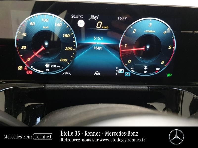 Photo 9 de l'offre de MERCEDES-BENZ Classe B 200d 150ch AMG Line 8G-DCT à 36890€ chez Etoile 35 - Mercedes-Benz Rennes
