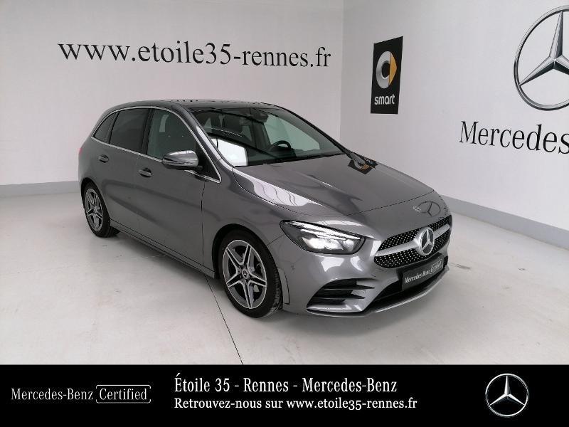 Photo 1 de l'offre de MERCEDES-BENZ Classe B 180 136ch AMG Line Edition 7G-DCT 7cv à 34890€ chez Etoile 35 - Mercedes-Benz Rennes