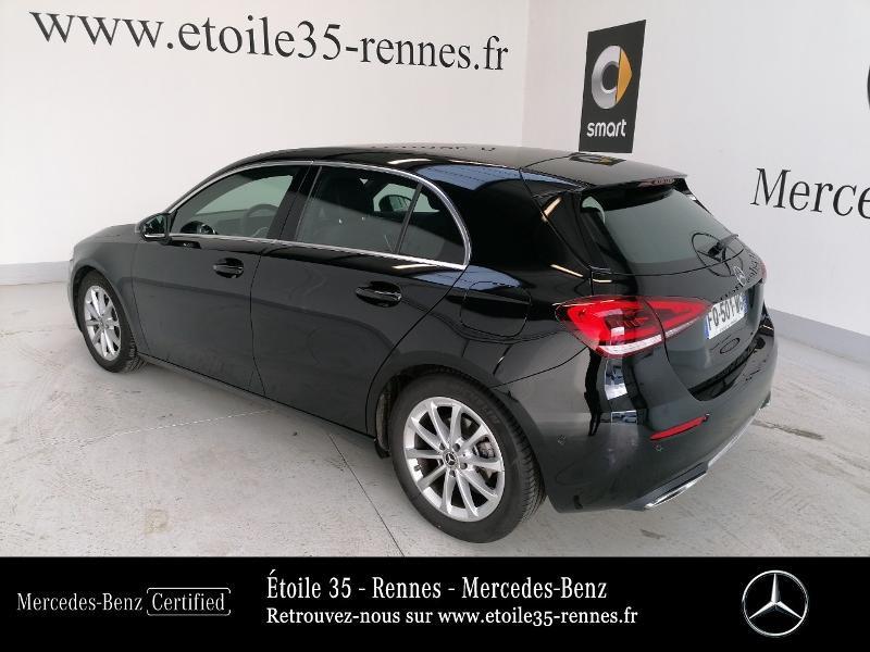 Photo 3 de l'offre de MERCEDES-BENZ Classe A 160 109ch Progressive Line à 27890€ chez Etoile 35 - Mercedes-Benz Rennes