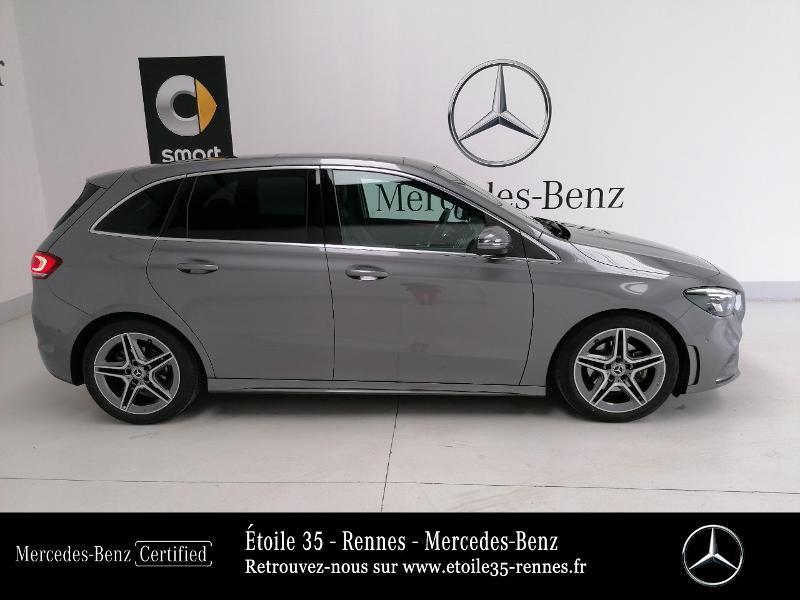 Photo 4 de l'offre de MERCEDES-BENZ Classe B 180 136ch AMG Line Edition 7G-DCT 7cv à 34890€ chez Etoile 35 - Mercedes-Benz Rennes