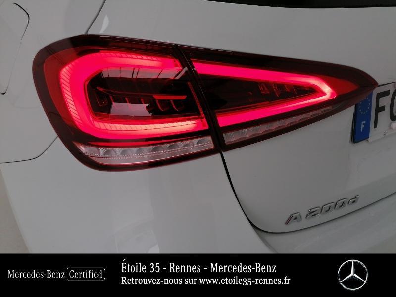 Photo 18 de l'offre de MERCEDES-BENZ Classe A 200 d 150ch Progressive Line 8G-DCT à 33890€ chez Etoile 35 - Mercedes-Benz Rennes