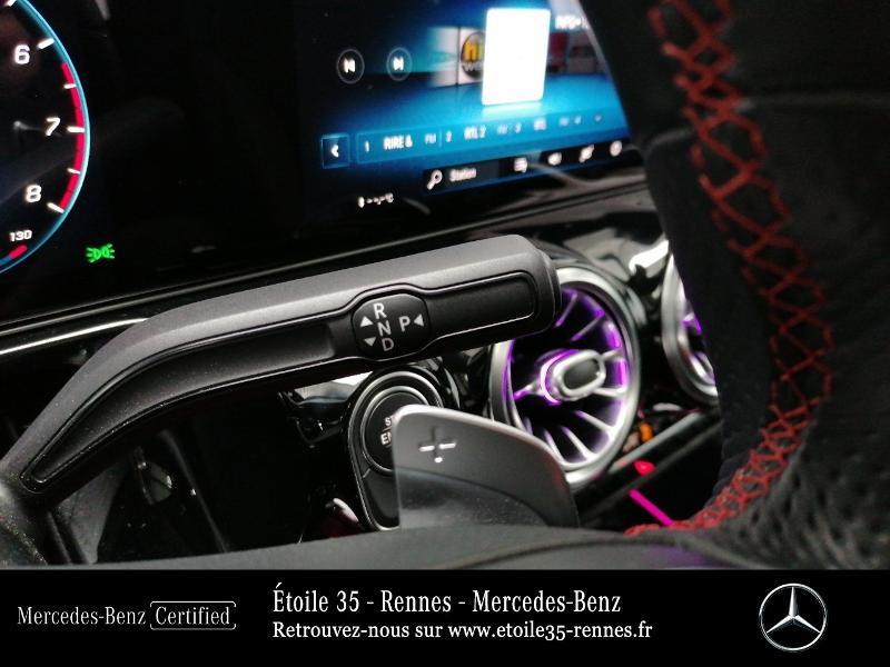 Photo 10 de l'offre de MERCEDES-BENZ Classe B 180 136ch AMG Line Edition 7G-DCT 7cv à 34890€ chez Etoile 35 - Mercedes-Benz Rennes